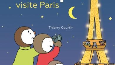 Photo of T'choupi visite Paris de Thierry Courtin