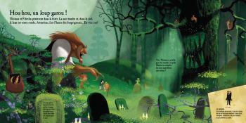 Le grand livre pop up des monstres - A.S. Baumann & Dankerleroux 3