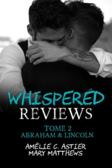 Whispered reviews 2 Amélie c astier Mary matthews