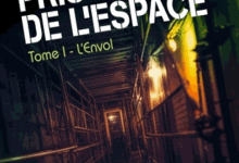 Photo of Les prisonniers de l'espace de Charlène Noël