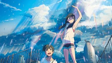 Photo of Les enfants du temps de Makoto Shinkai