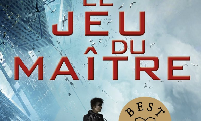 Photo of Le jeu du maître, T1 de James Dashner