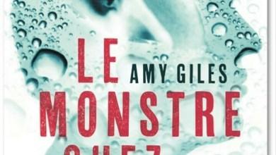 Photo of Le monstre chez moi de Amy Giles