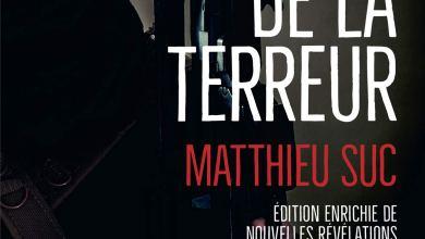 Photo de Les espions de la terreur de Matthieu Suc
