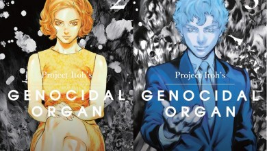 Photo de Genocidal Organ T02 & T03 de Project Itoh et Gatô Asô
