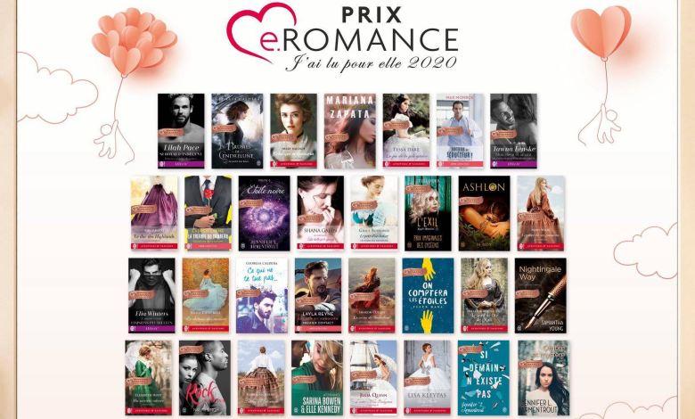 Photo de Prix e.Romance – RC – J'ai lu pour elle 2020