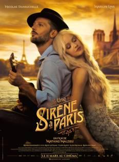 Une sirène à Paris sortie ciné film
