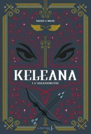 Keleana T1 de Sarah J. Maas