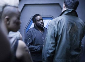The Expanse - Saison 2 Fred Johnson