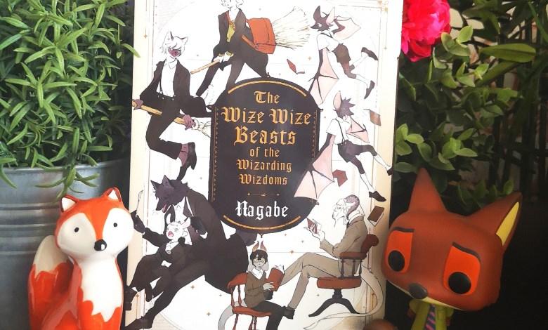 Photo de The wize wize beasts of the wizarding wisdoms de Nagabe