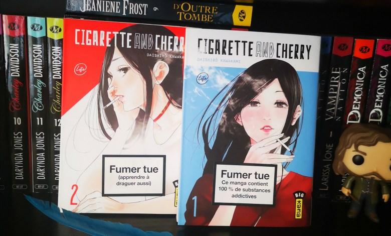 Photo de Cigarette & Cherry T1 & T2 de Daishiro Kawakami