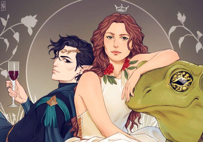Le prince cruel par Merwild