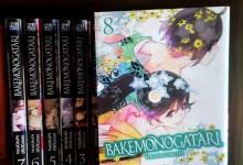 Photo de BakemonogatariT08 Édition limitée de NisiOisiN et Oh! Great