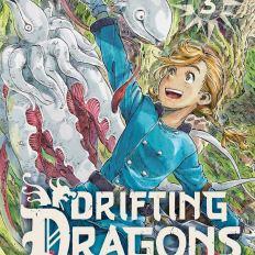 Drifting Dragons 3 de Taku Kuwabara