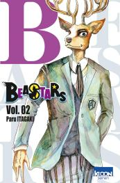 BeastarsT02 de Paru Itagaki