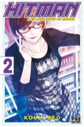 Hitman les coulisses du manga T02