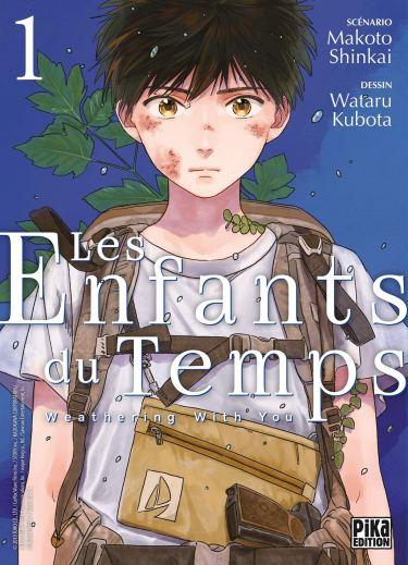 Les enfants du temps T1 de Makoto Shintai & Wataru Kubota