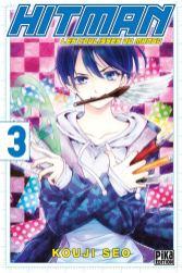 Hitman Les coulisses du manga T3