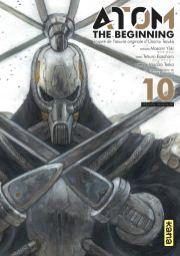 Atom the beginning T10 de Masami Yûki (Auteur) & Tetsuro Kasahara (Illustrations)