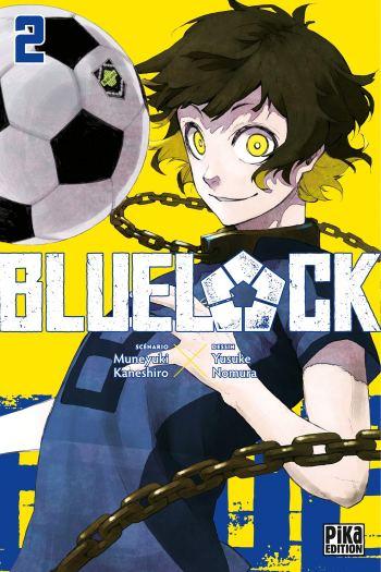 Blue Lock T02 de Kaneshiro & Yusuke Nomura