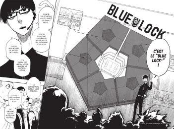 Blue Lock de Kaneshiro & Yusuke Nomura- extrait-2
