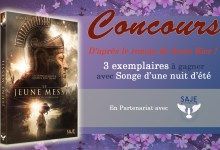 Photo of CONCOURS : 3 DVD Le Jeune Messie à gagner !