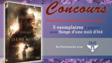 Photo de CONCOURS : 3 DVD Le Jeune Messie à gagner !
