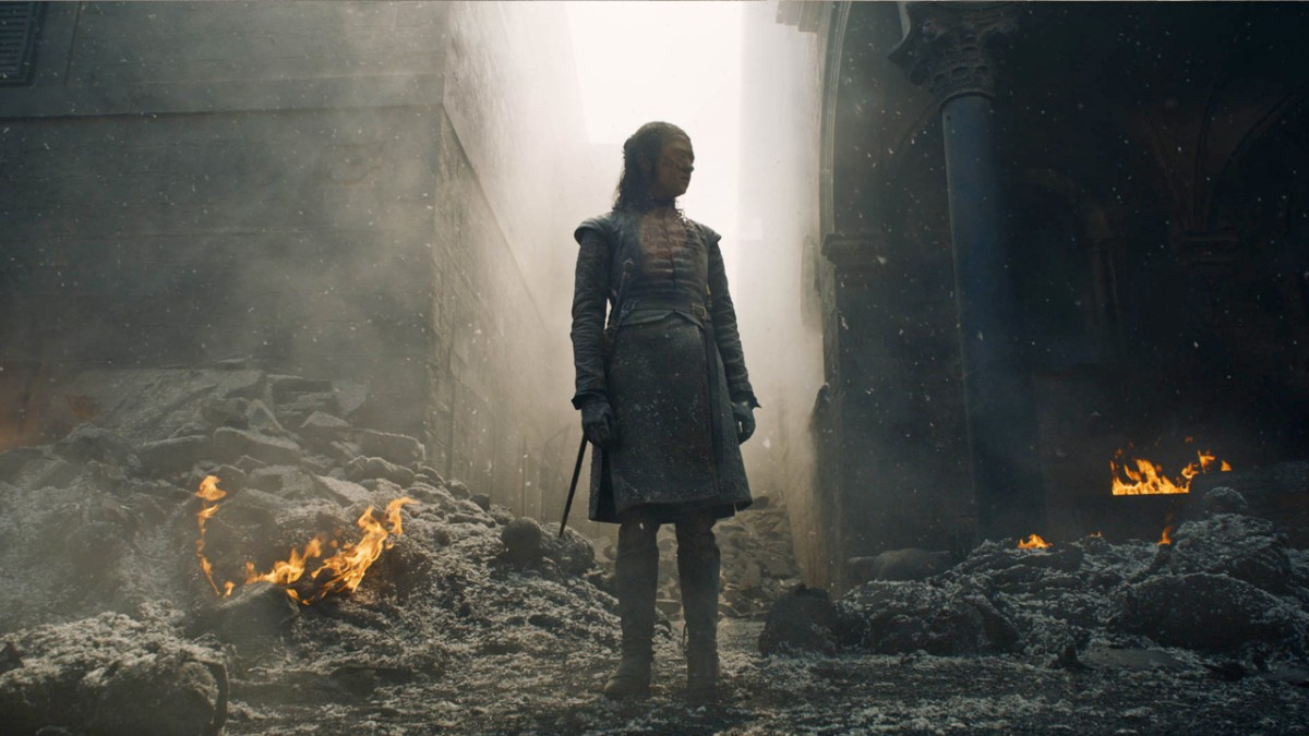 Games of Thrones Saison 8 - Episode 5 - Arya