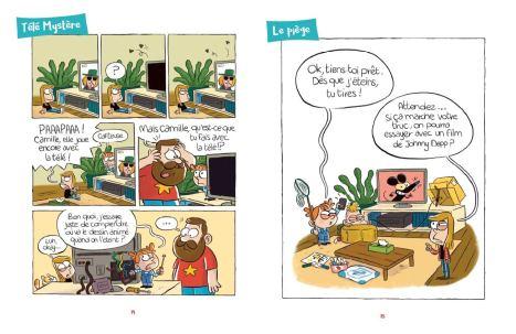 Camille pétille T01 Cap ou pas Cap de Camille Osscini & Sess-1