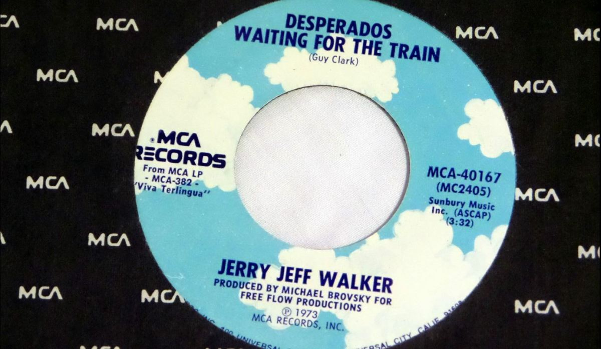 My Favorite Jerry Jeff Walker Song Song For My Life