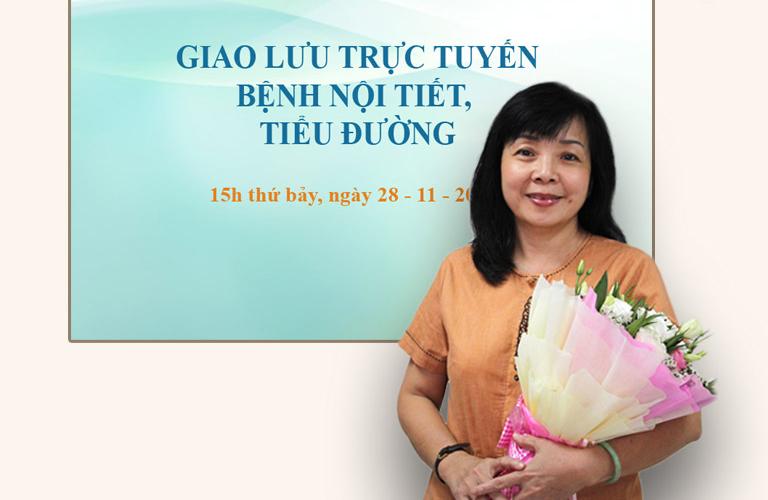 Phòng khám Nội tiết & Tim mạch - PGS.TS.BS. Lê Tuyết Hoa