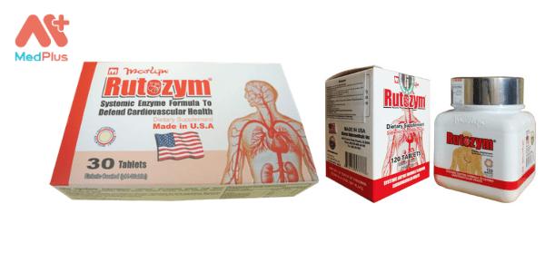 Thuốc chống đột quỵ Rutozym đến từ Hoa Kỳ