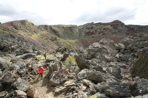 PN PALI AIKE / Balade vers un cratère