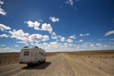 ARGENTINE / Sur la route vers le PN Bosque Petrificado