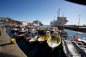 VALPARAISO / Port