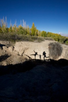 BARREAL / PN Leoncito : ballade dans les collines du parc