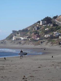 MATANZAS / Spot de surf où Santiago vient prendre le frais tous les we
