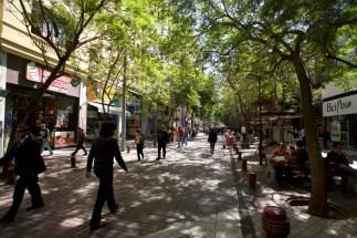 Ambiance de Santiago