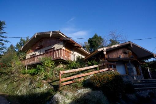 CUMBRECITA . Ambiance de montagne bavaroise