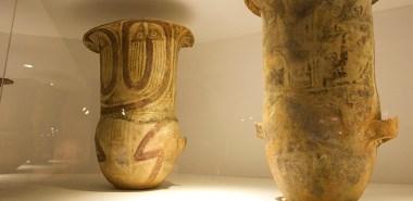 CACHI / Urne funéraire calchaquies / musée de Cachi