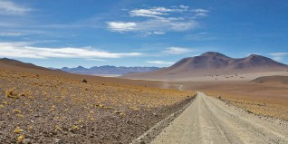SUD LIPEZ / Route vers la laguna Verde