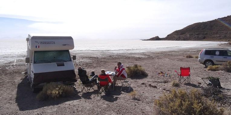 SALAR / Isla Pescado