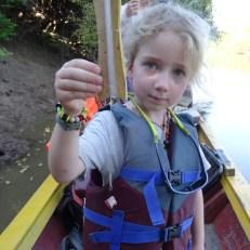 PN MADIDI / Dans la pampa, à la pêche aux piranhas. Le matériel est assez rudimentaire