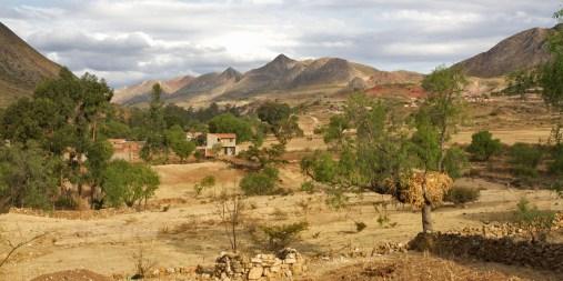 PN TOROTORO / Environs du village