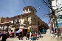 LA PAZ / Calle Linares
