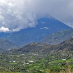 TUNGURAHUA / Le volcan