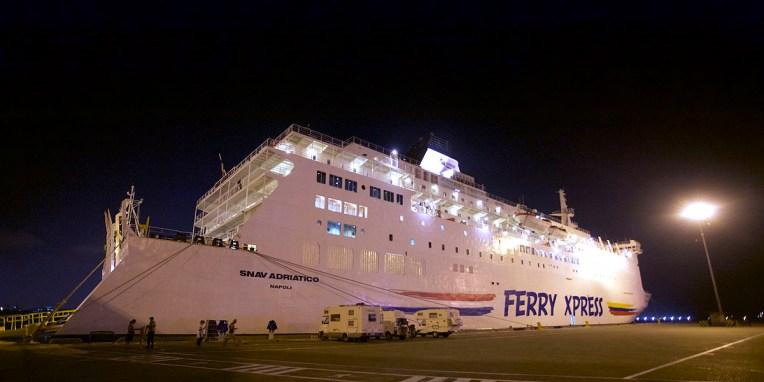 CARTAGENA / Traversée FerryXpress