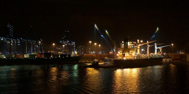CARTAGENA / Traversée FerryXpress : adieu l'Amérique du Sud !