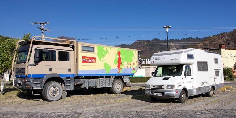Camion Unicat