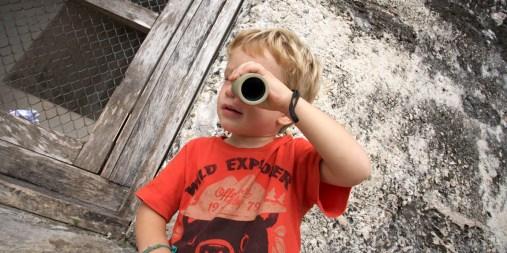 TIKAL / Nils, le wild explorer